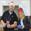 Community Warden Christmas lunch