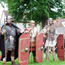 The Novium Museum - Roman re-enactment