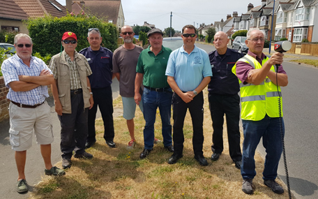 Selsey Community Speedwatch group
