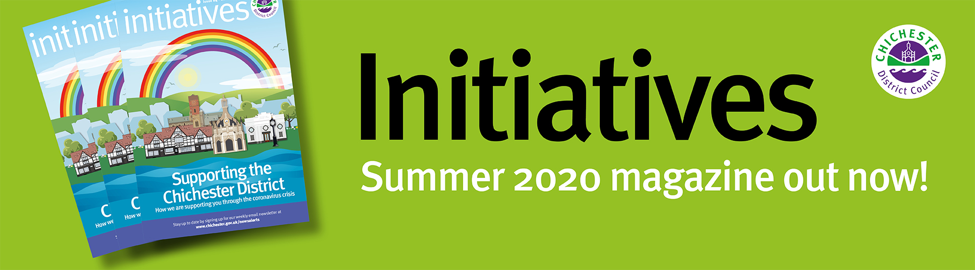 Initiatives summer 2020 out now