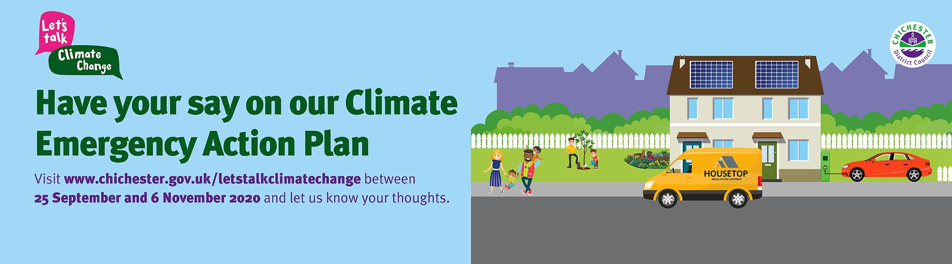 Let's Talk: Climate Change