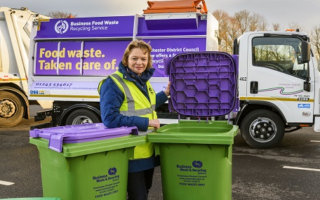 Business Food Waste Recycling - with Penny