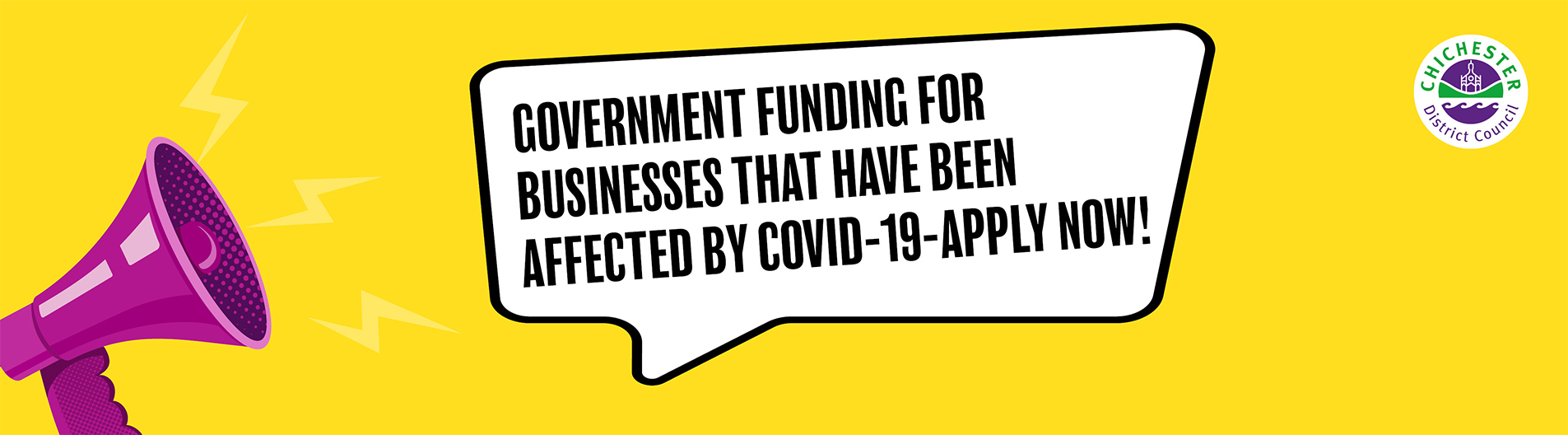 Government funding for businesses