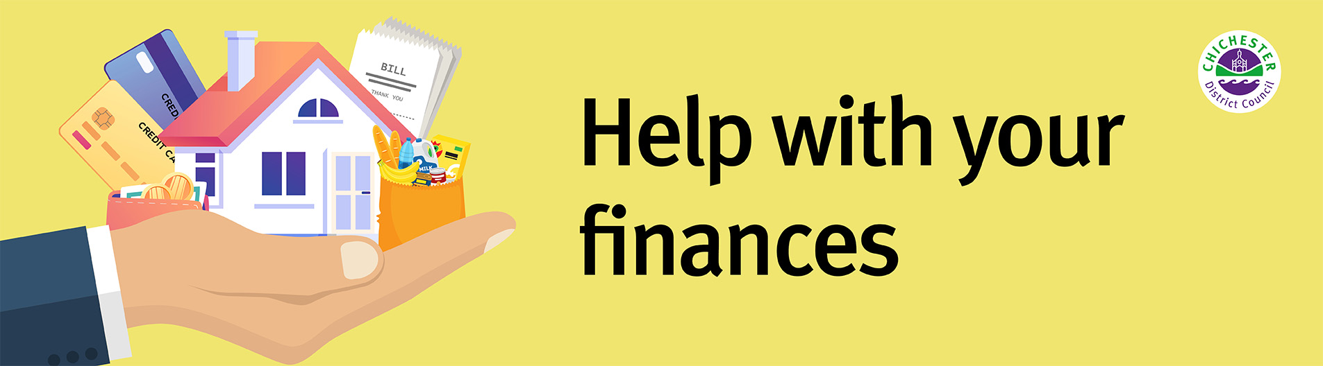 Get help with housing payments and bills