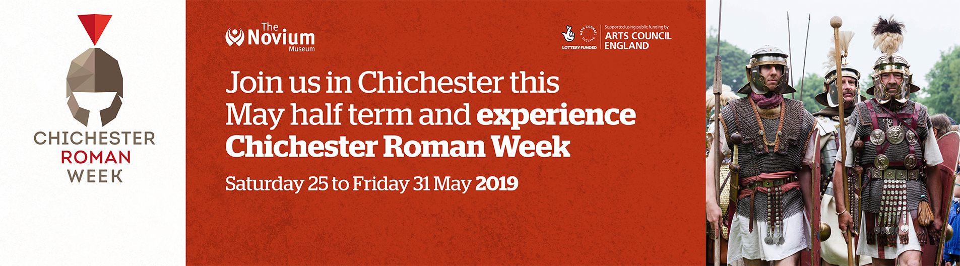 Chichester Roman Week 2019