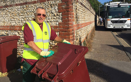 Recycling - Cllr Roger Barrow
