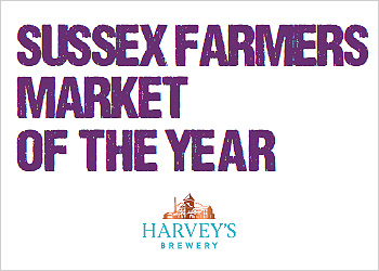 Sussex Farmers market of the Year Award